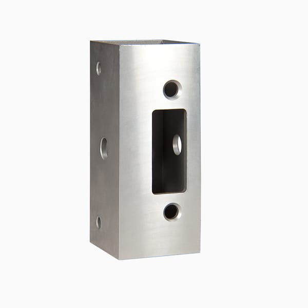 CNC Machined Hub Block