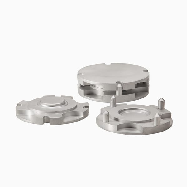 CNC Aluminum Spacers