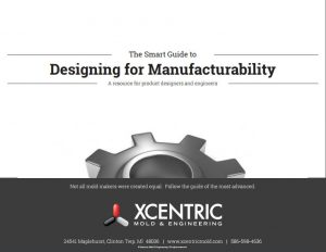 Injection Molding Designing for Manufacturing