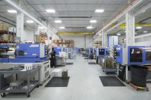 Plastic Injection Molding & Other Molding Types