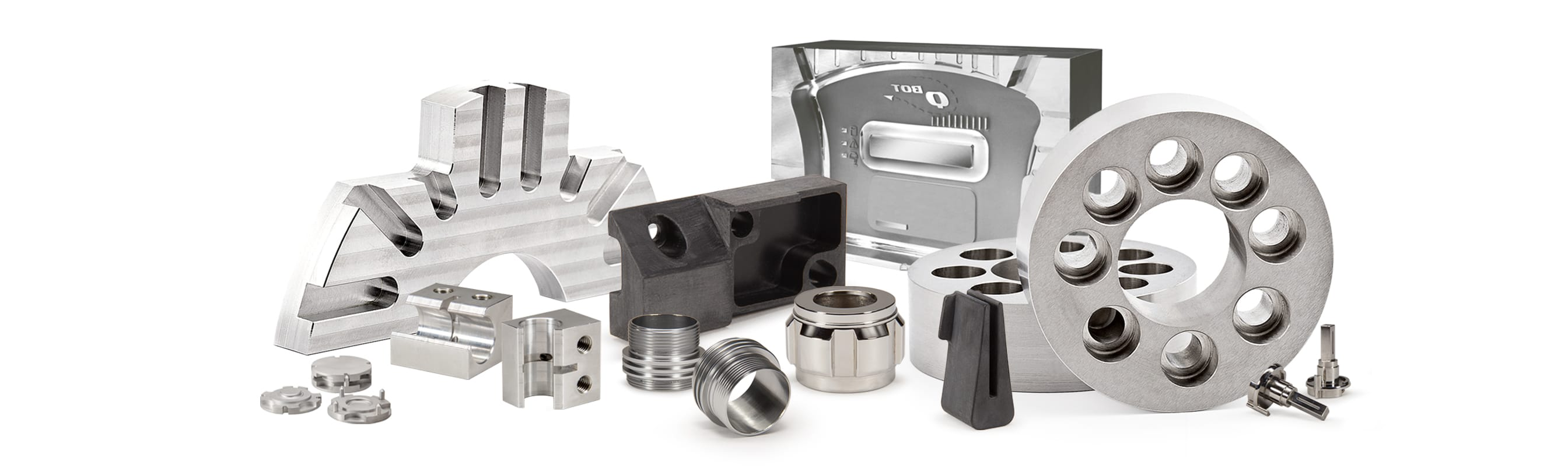Xcentric CNC Machined Parts