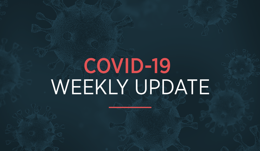 COVID-19 Weekly Update: March 26, 2020