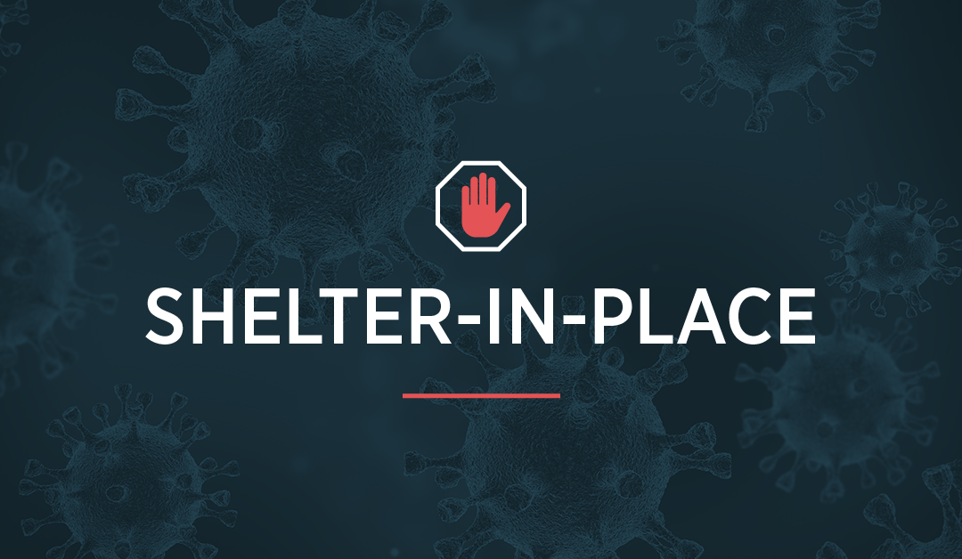 Shelter-in-Place Halts Production