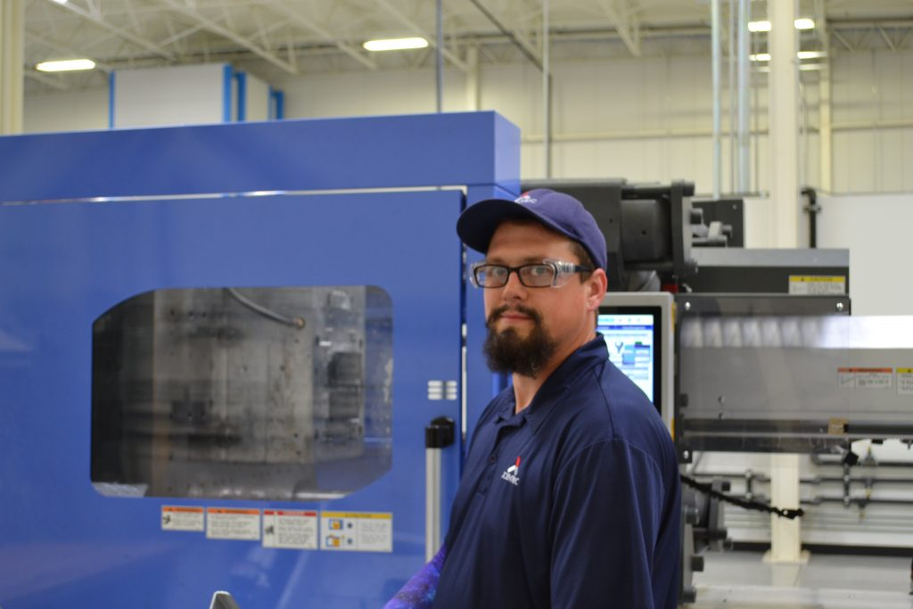 Charlie – Production Manager, Shelby Township Facility